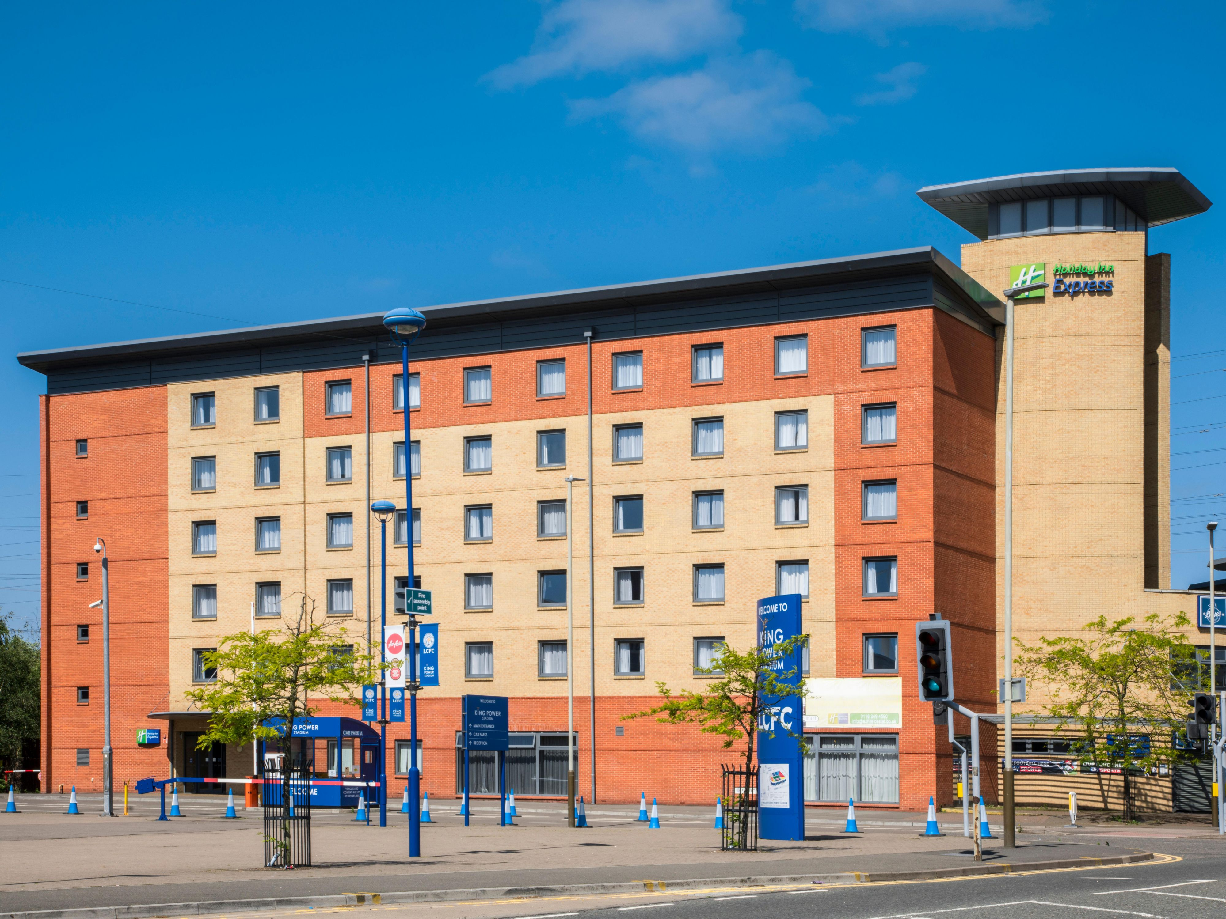 Hotels Near Stadium Holiday Inn Express Leicester City