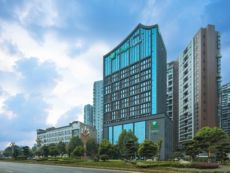 Holiday Inn Express Leshan City Square in Meishan, China