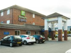 Holiday Inn Express Lichfield in Derby, United Kingdom