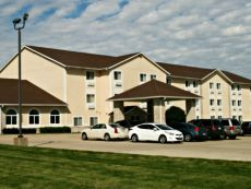 Holiday Inn Express Lincoln in Lincoln, Illinois