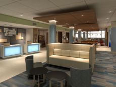 Holiday Inn Express & Suites Baltimore - BWI Airport North in Jessup, Maryland