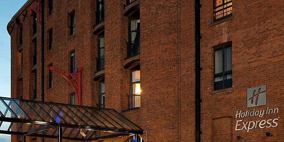 Holiday Inn Express Hotel Liverpool Albert Dock