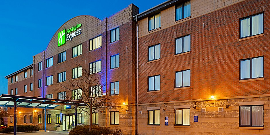 Holiday Inn Express Hotel Liverpool Knowsley M57 Jct 4