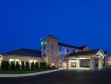 Holiday Inn Express Hocking Hills-Logan in Logan, Ohio