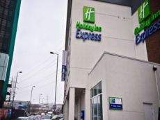 Holiday Inn Express London - Wimbledon South in Surbiton, United Kingdom
