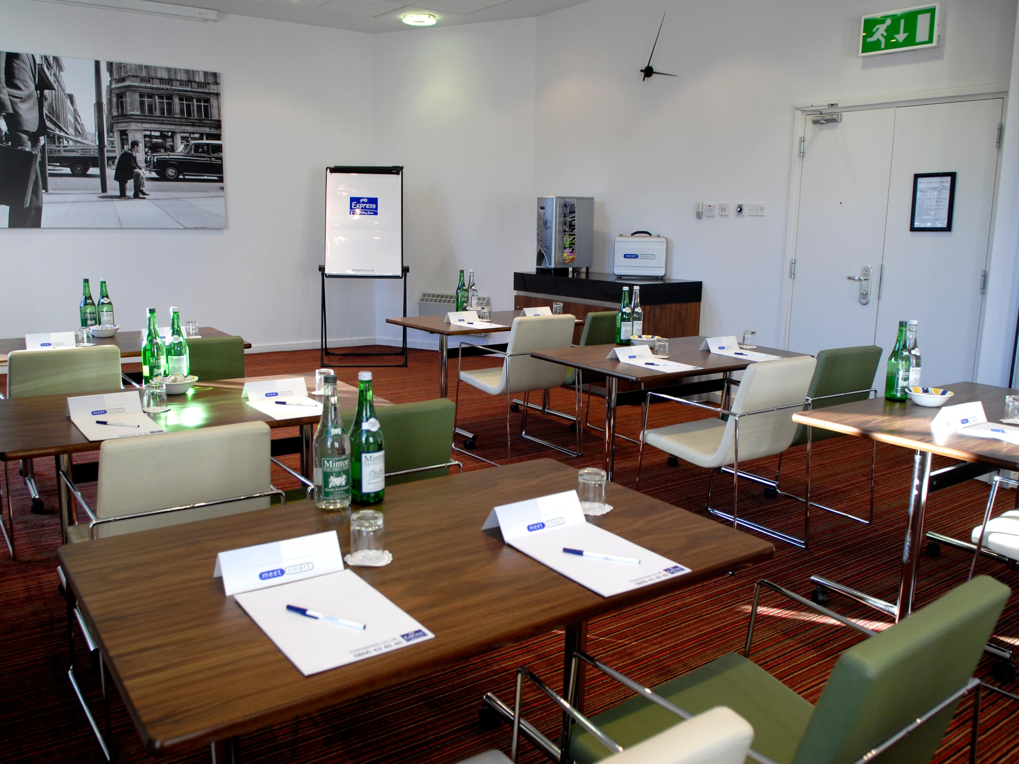 Fenchurch Meeting Room - Classroom Layout