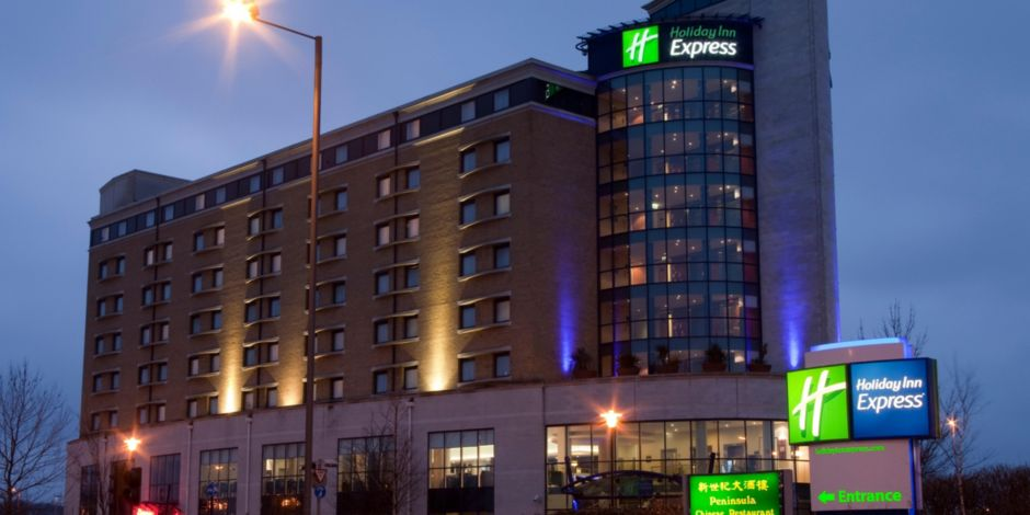 O2 Arena Welcome To Holiday Inn Express Greenwich