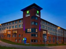 Holiday Inn Express London - Luton Airport in Bedford, United Kingdom