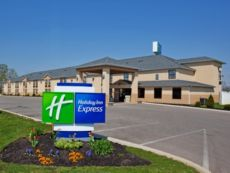 Holiday Inn Express London-I-70 in Springfield, Ohio