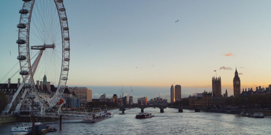 london eye project management