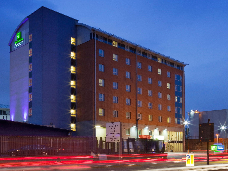 Holiday Inn Express Limehouse