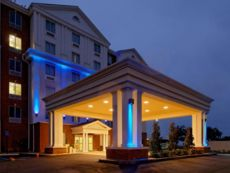 Holiday Inn Express Long Beach in Biloxi, Mississippi