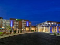 Holiday Inn Express Louisville Airport Expo Center in Clarksville, Indiana