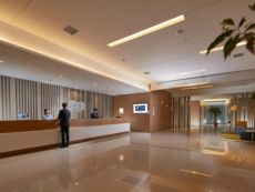 Holiday Inn Express Luoyang Yichuan in Zhengzhou, China