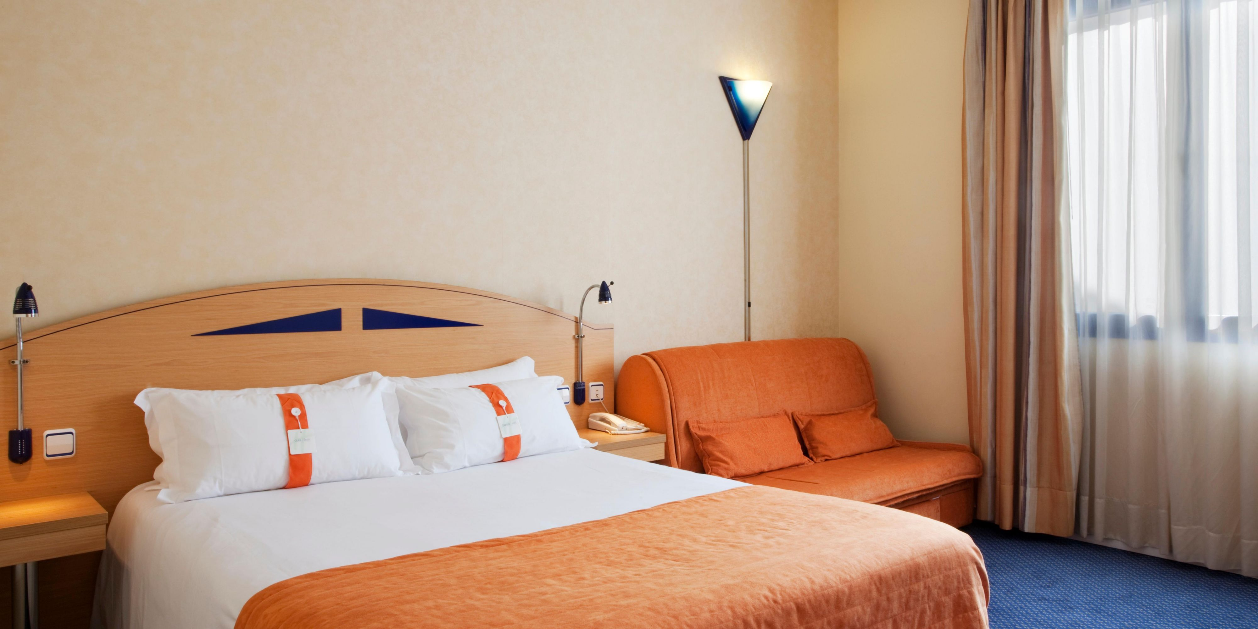 Holiday Inn Express Madrid San Sebastian d l Reyes Hotel by IHG
