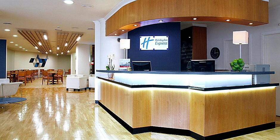 Business Hotel Holiday Inn Express Madrid Tres Cantos