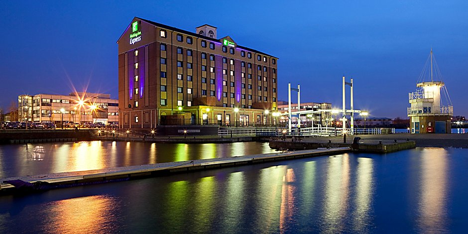 Holiday Inn Express Hotel Manchester Salford Quays