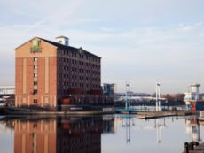 Holiday Inn Express Manchester - Salford Quays in Warrington, United Kingdom