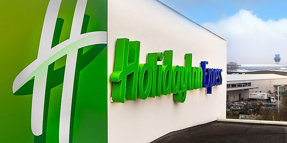 Airport Hotel Holiday Inn Express Manchester Airport