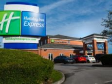 Holiday Inn Express Mánchester - Este