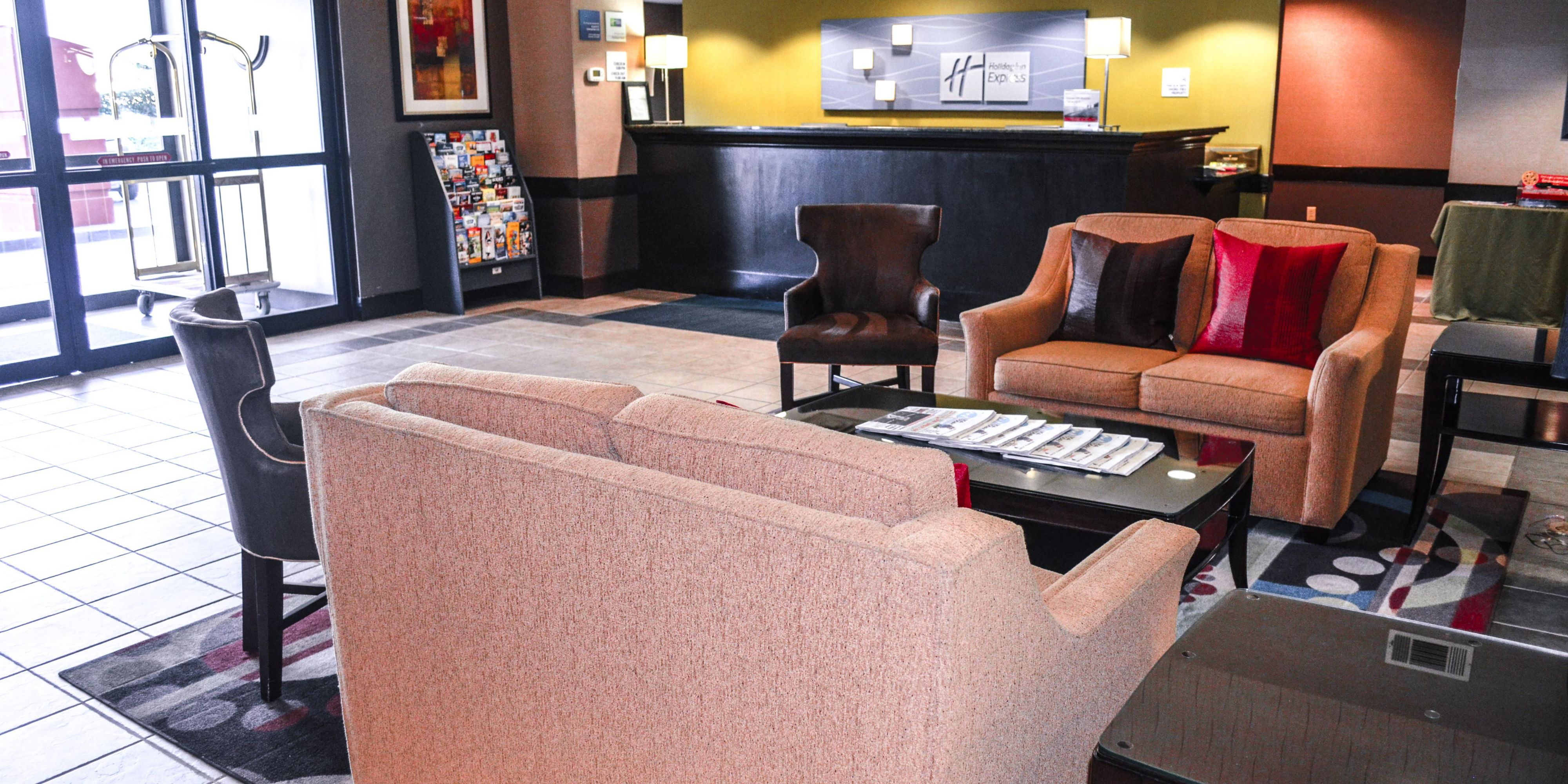 Holiday Inn Express Marietta   Atlanta Northwest