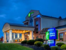 Holiday Inn Express Meadville (I-79 Exit 147a) in Meadville, Pennsylvania