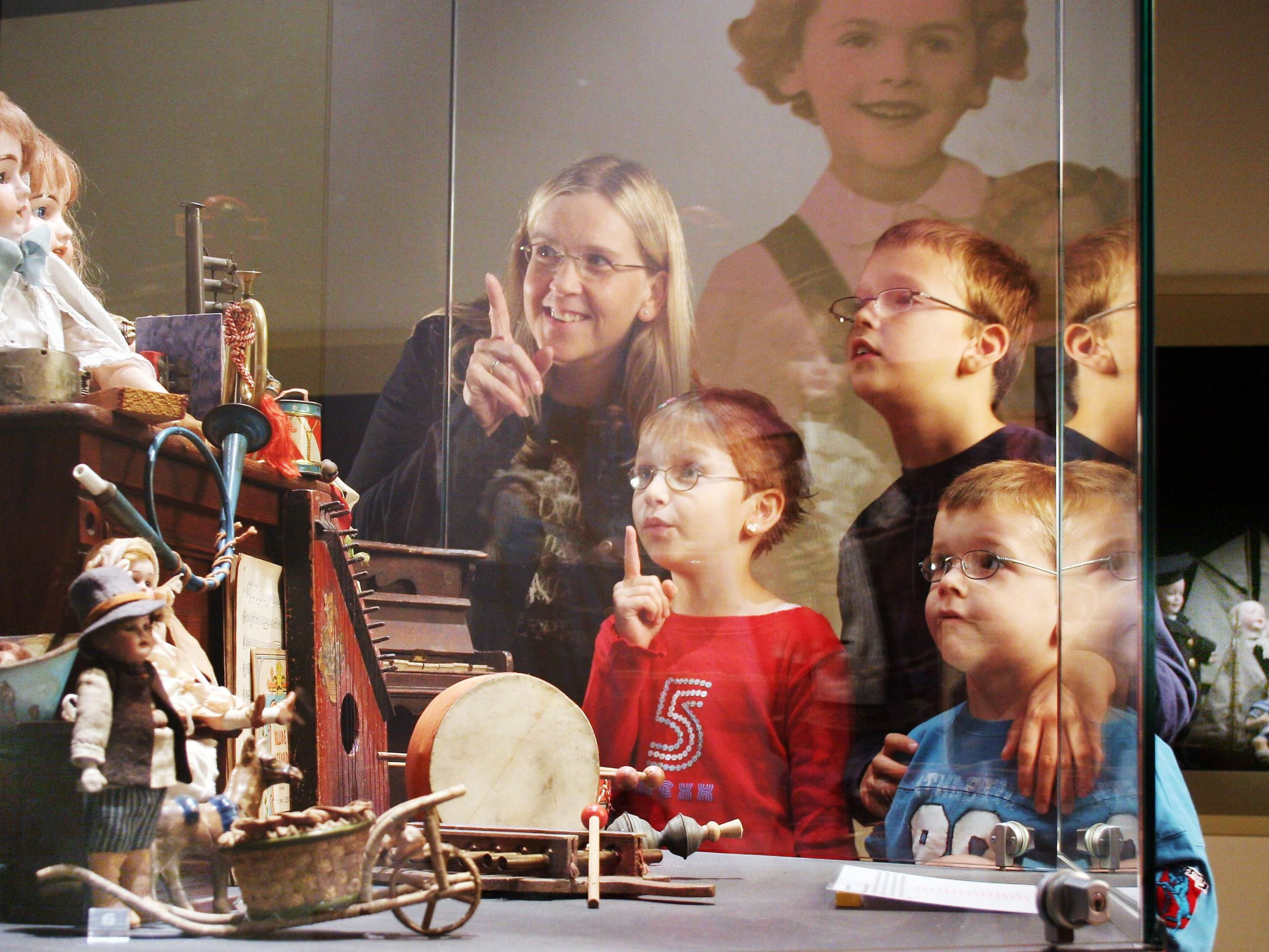Toy Museum boasts one of the largest collections of toys in Europe