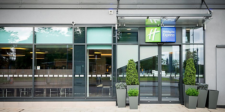 Holiday Inn Express Hotel Middlesbrough Centre Square