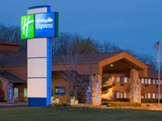Holiday Inn Express Mishawaka (South Bend Area) in Niles, Michigan