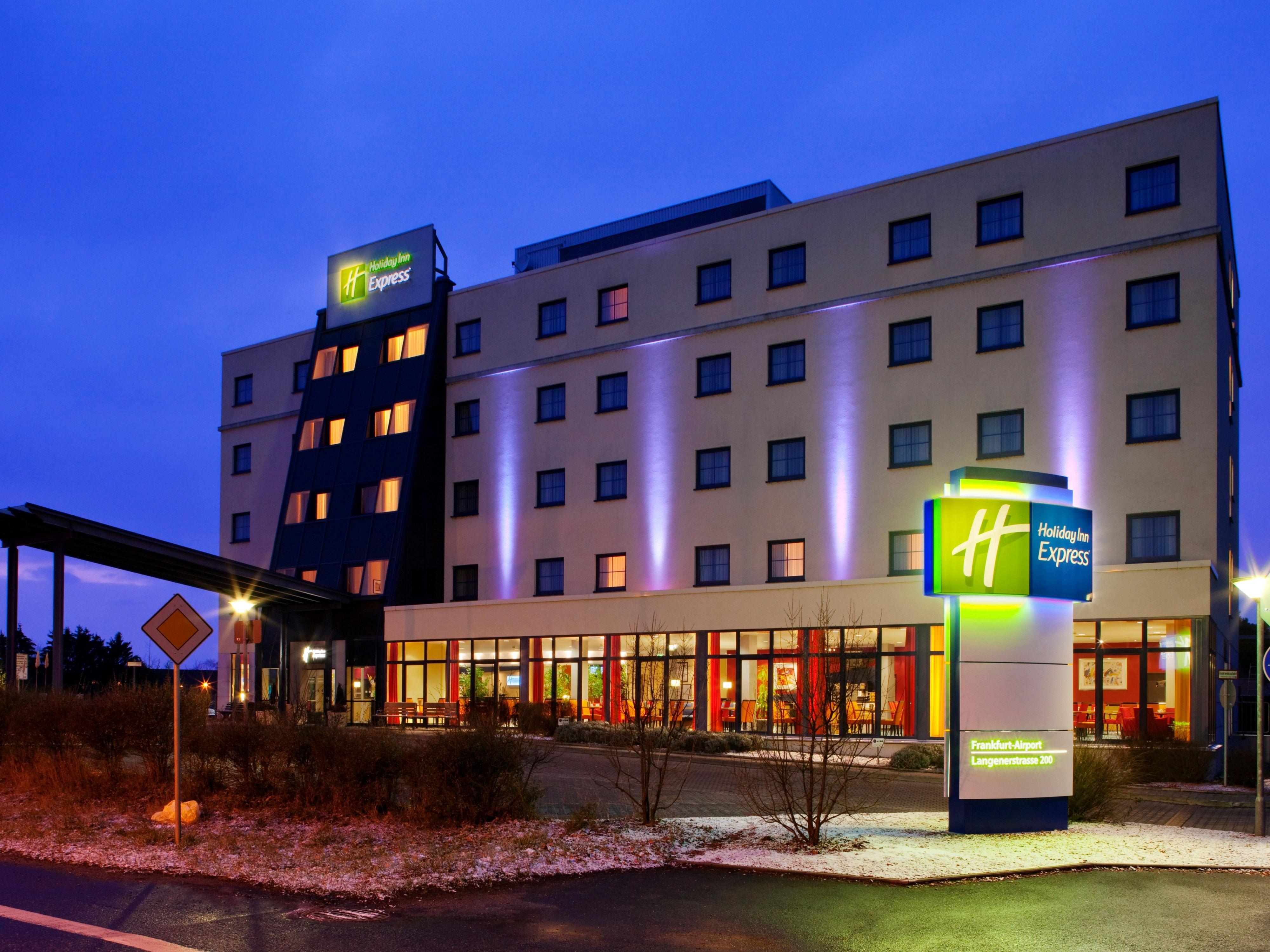 Hotel Holiday Inn Frankfurt Airport