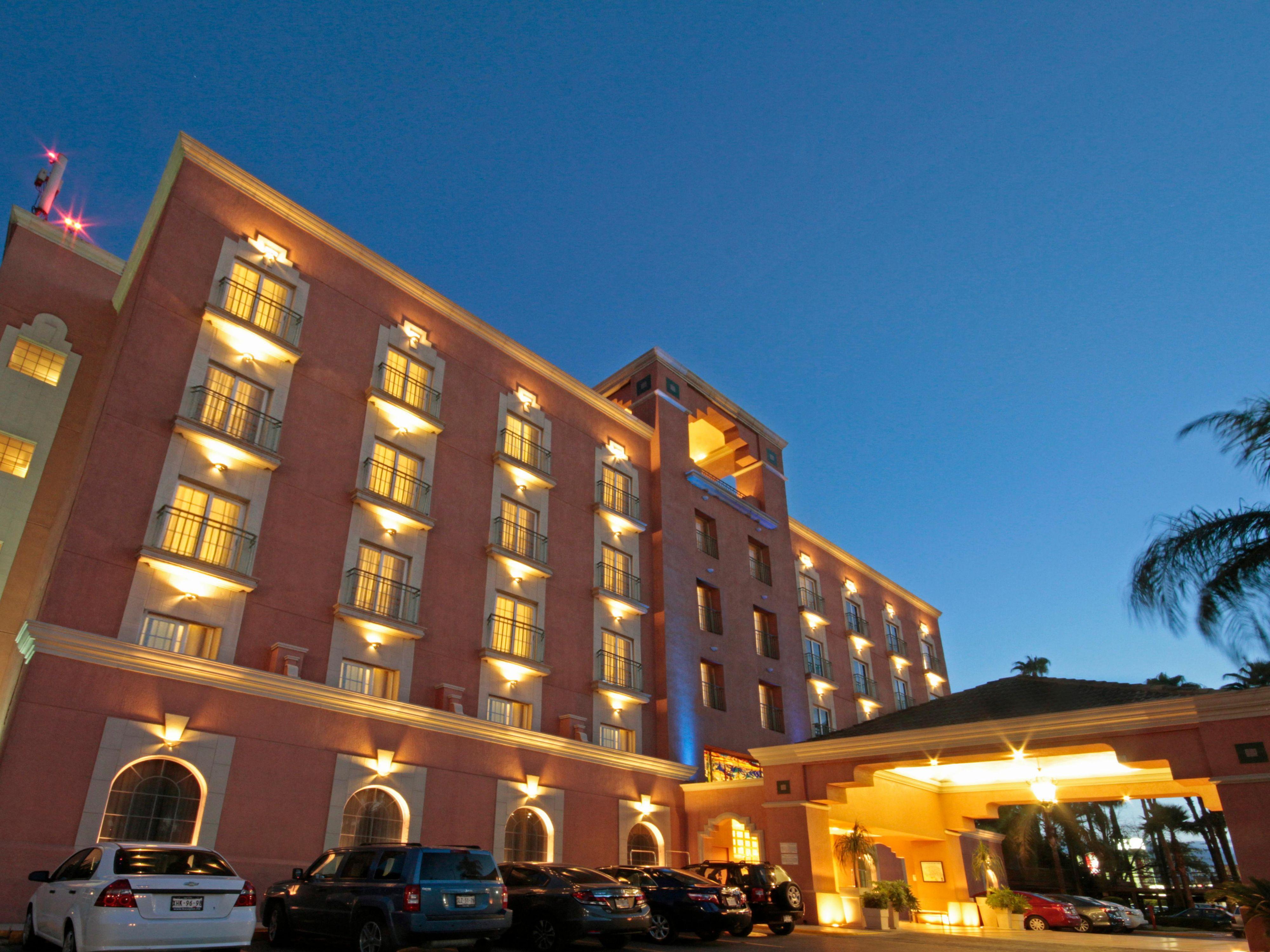 Holiday Inn Express Monterrey Galerias Sn Jeronimo Hotel Ihg