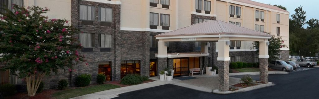 Welcome To The Holiday Inn Express Hotel Near Rdu Airport