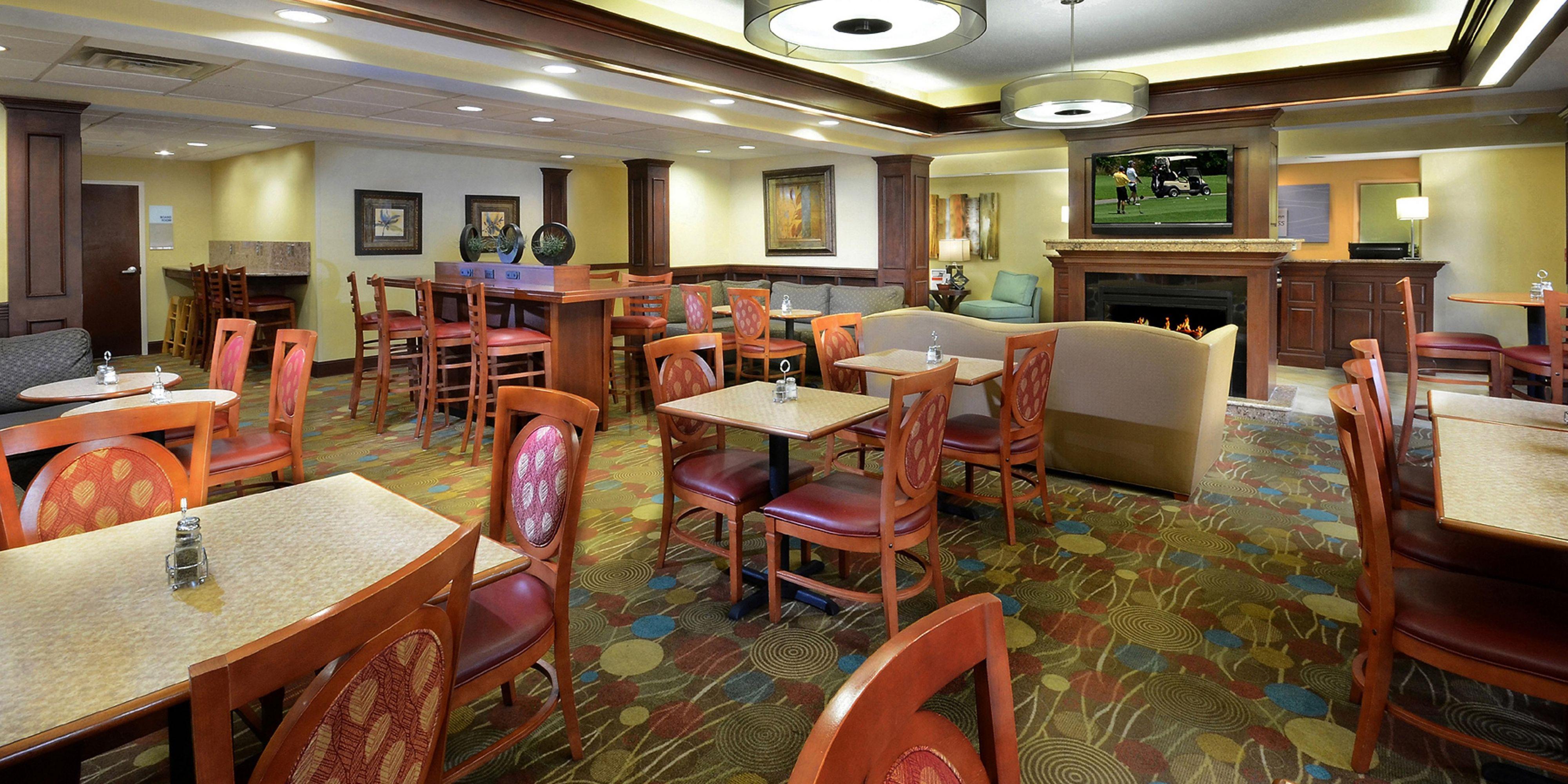Holiday Inn Express RaleighDurham Airport Hotel by IHG