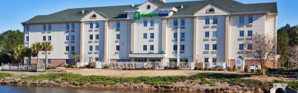 Holiday Inn Express North Myrtle Beach Oceanfront