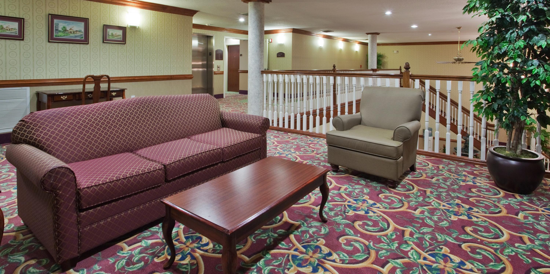 Holiday Inn Express New Bern Hotel By IHG