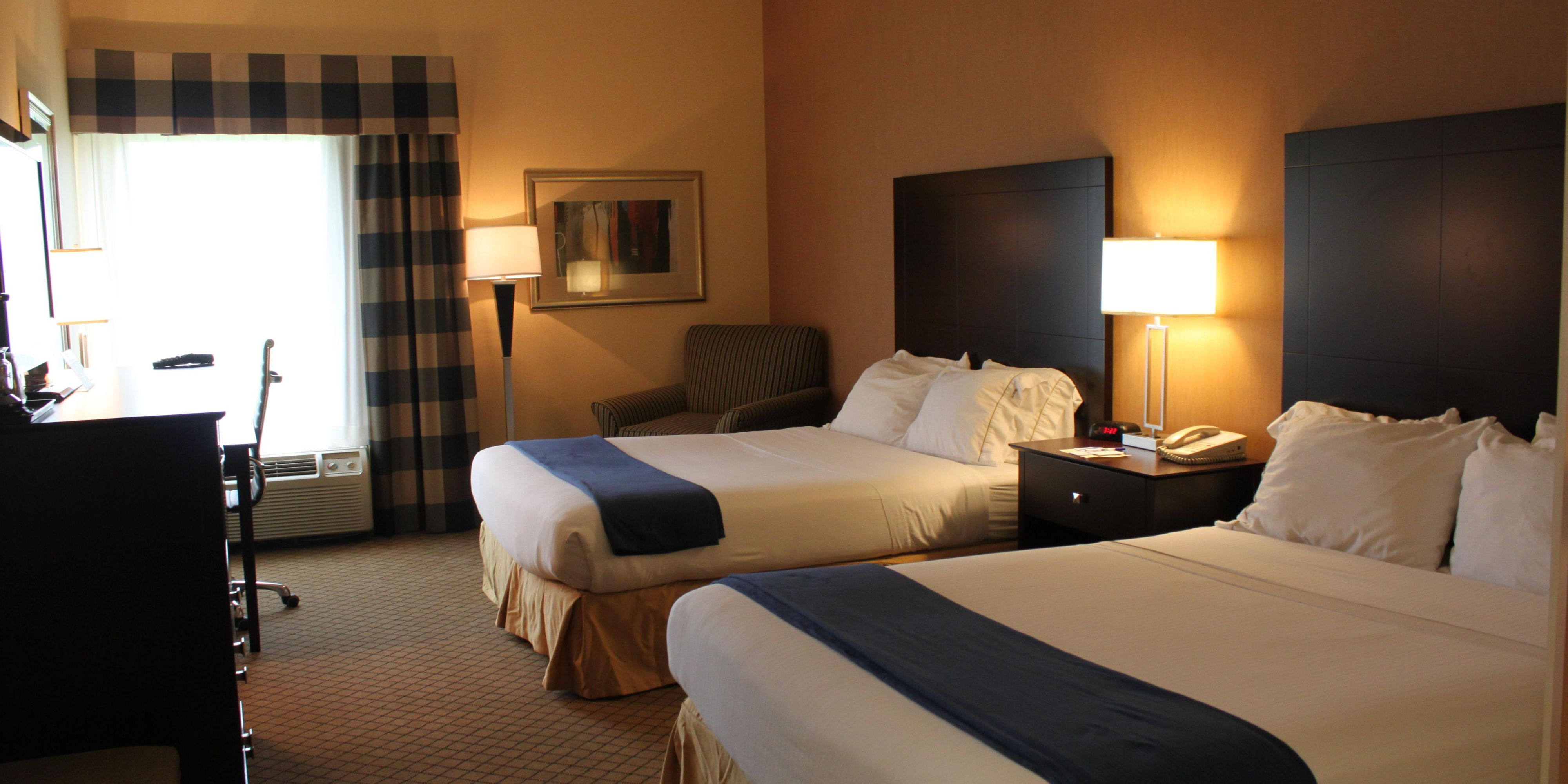 Holiday Inn Express Holiday Inn Express Lewisburg/New Columbia Hotel ...