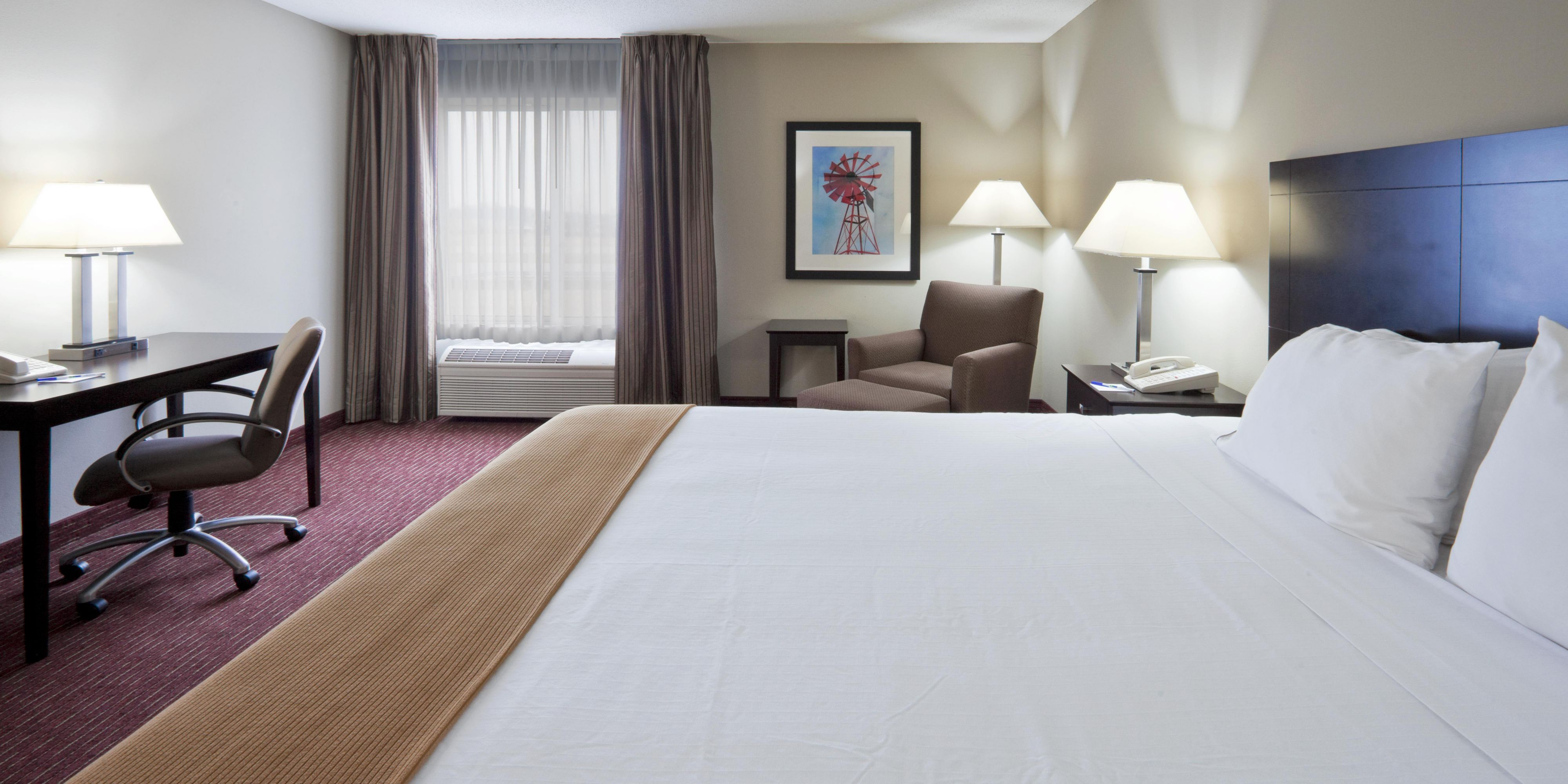 Holiday Inn Express Fort Wayne-East (New Haven) Hotel by IHG