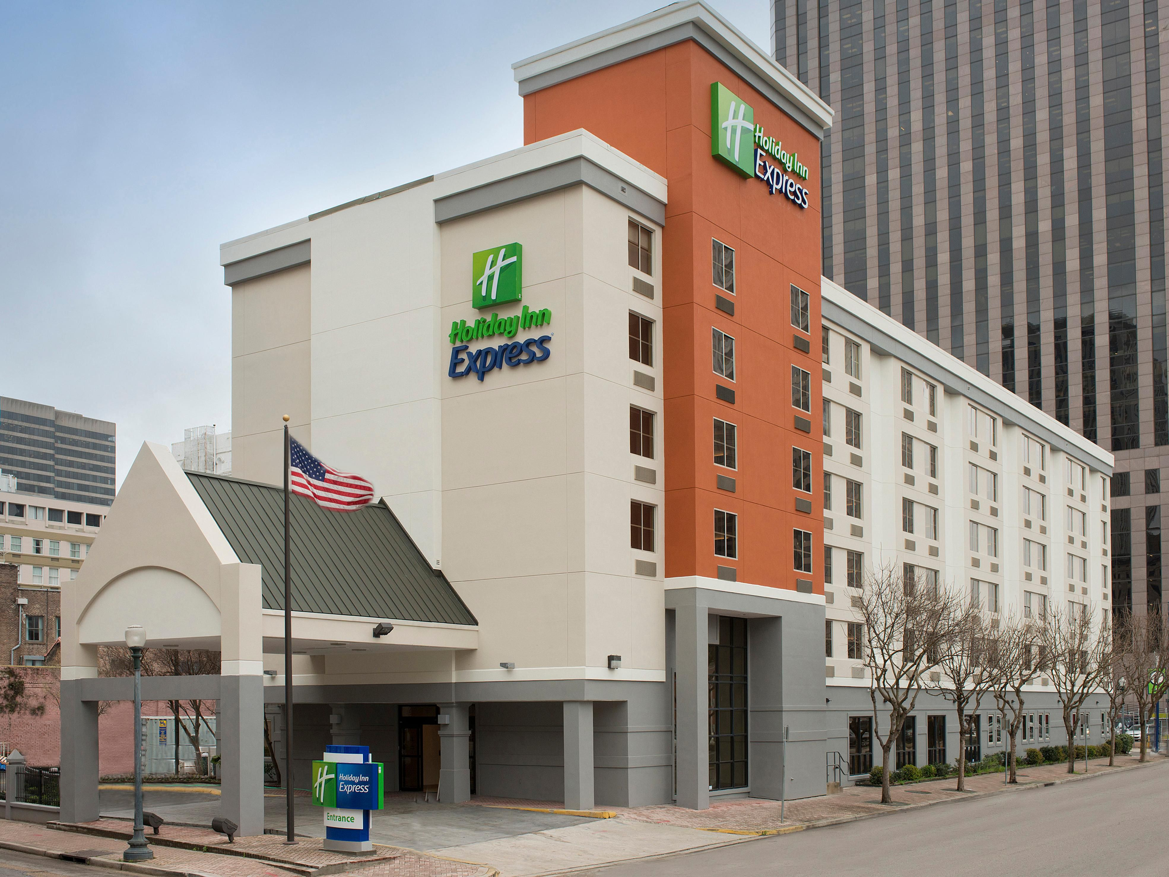 Holiday Inn Express New Orleans Dwtn Fr Qtr Area Hotel