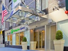 Holiday Inn Express New York City-Wall Street in Jersey City, New Jersey