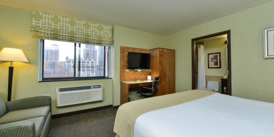 holiday inn express manhattan midtown west hotel by ihg