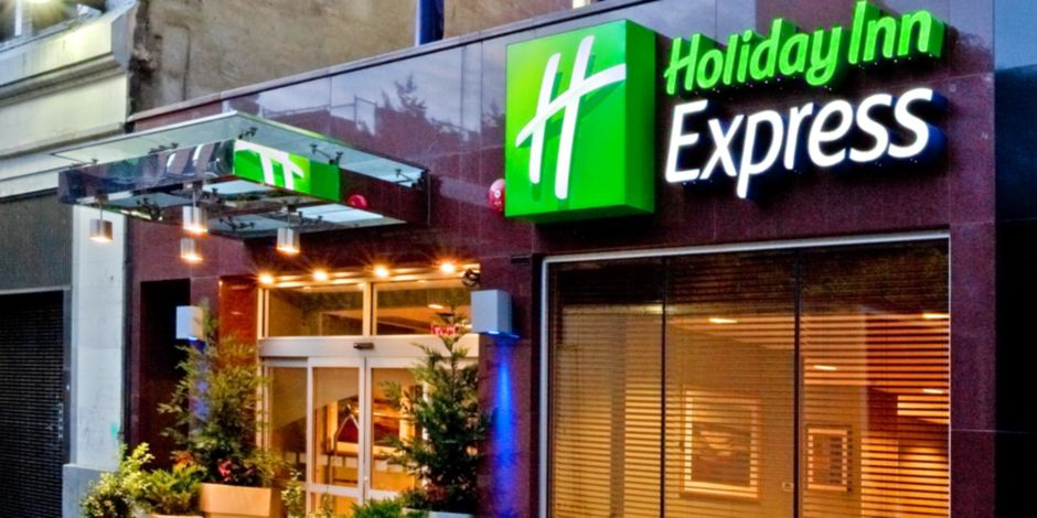 Times Square Hotel New York City Holiday Inn Express