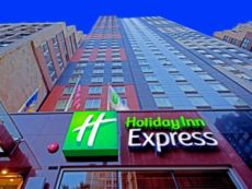 Holiday Inn Express New York City Times Square in North Bergen, New Jersey