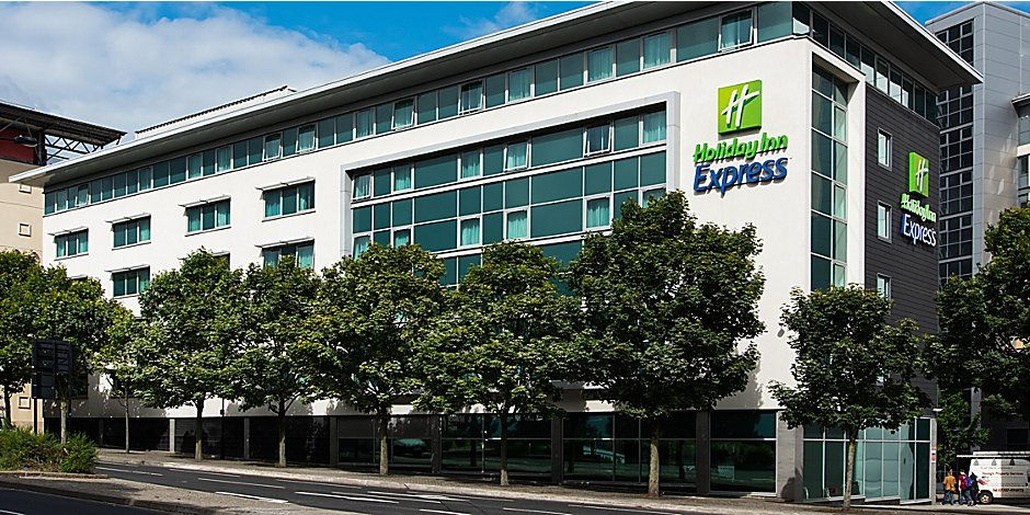 Central Hotel: Holiday Inn Express Newcastle City Centre