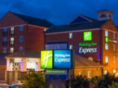 Holiday Inn Express Newcastle - Metro Centre in Newcastle Under Lyme, United Kingdom