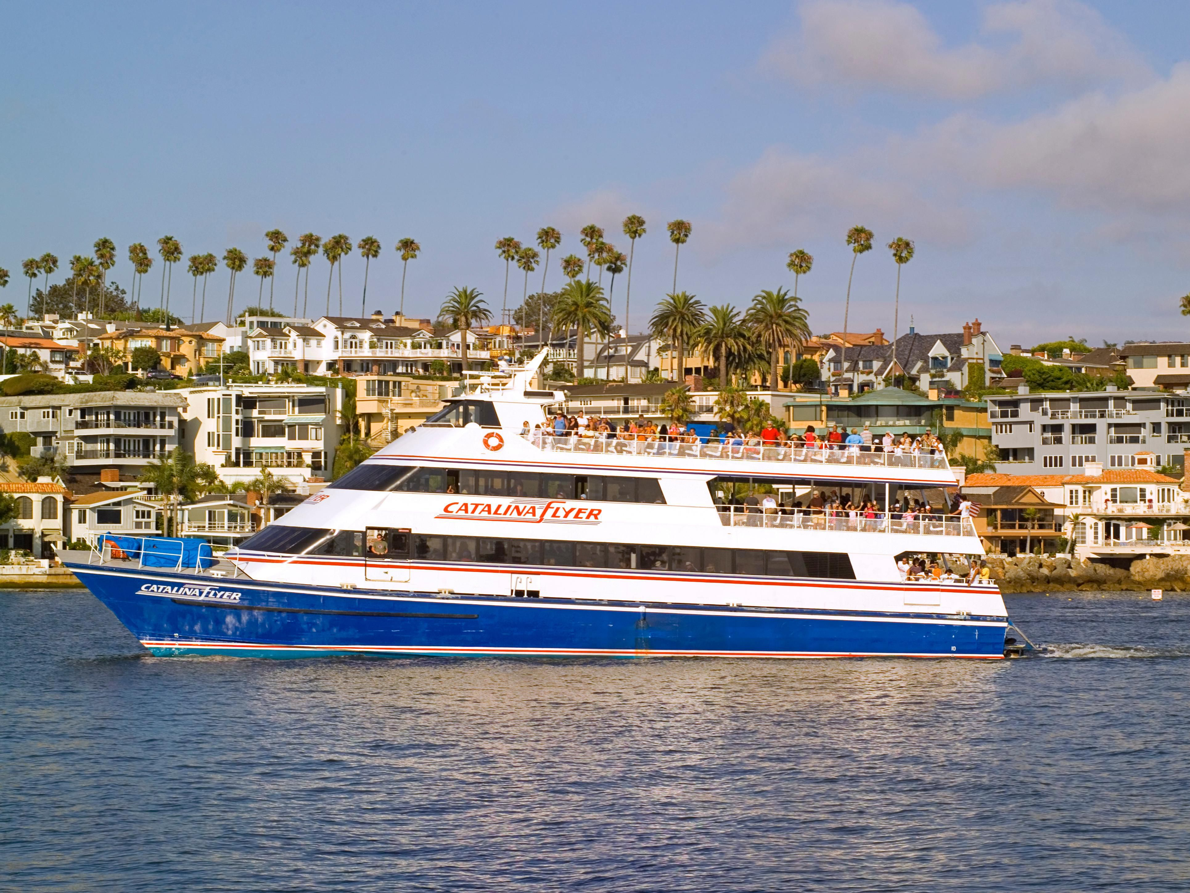 Catalina Flyer Packages Available