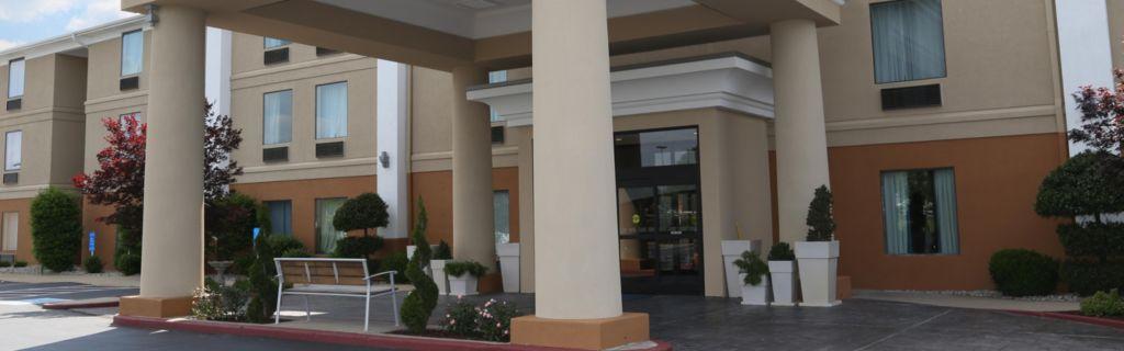 Front Desk Hotel Exterior