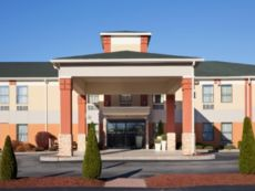Holiday Inn Express Providence-North Attleboro in Woonsocket, Rhode Island