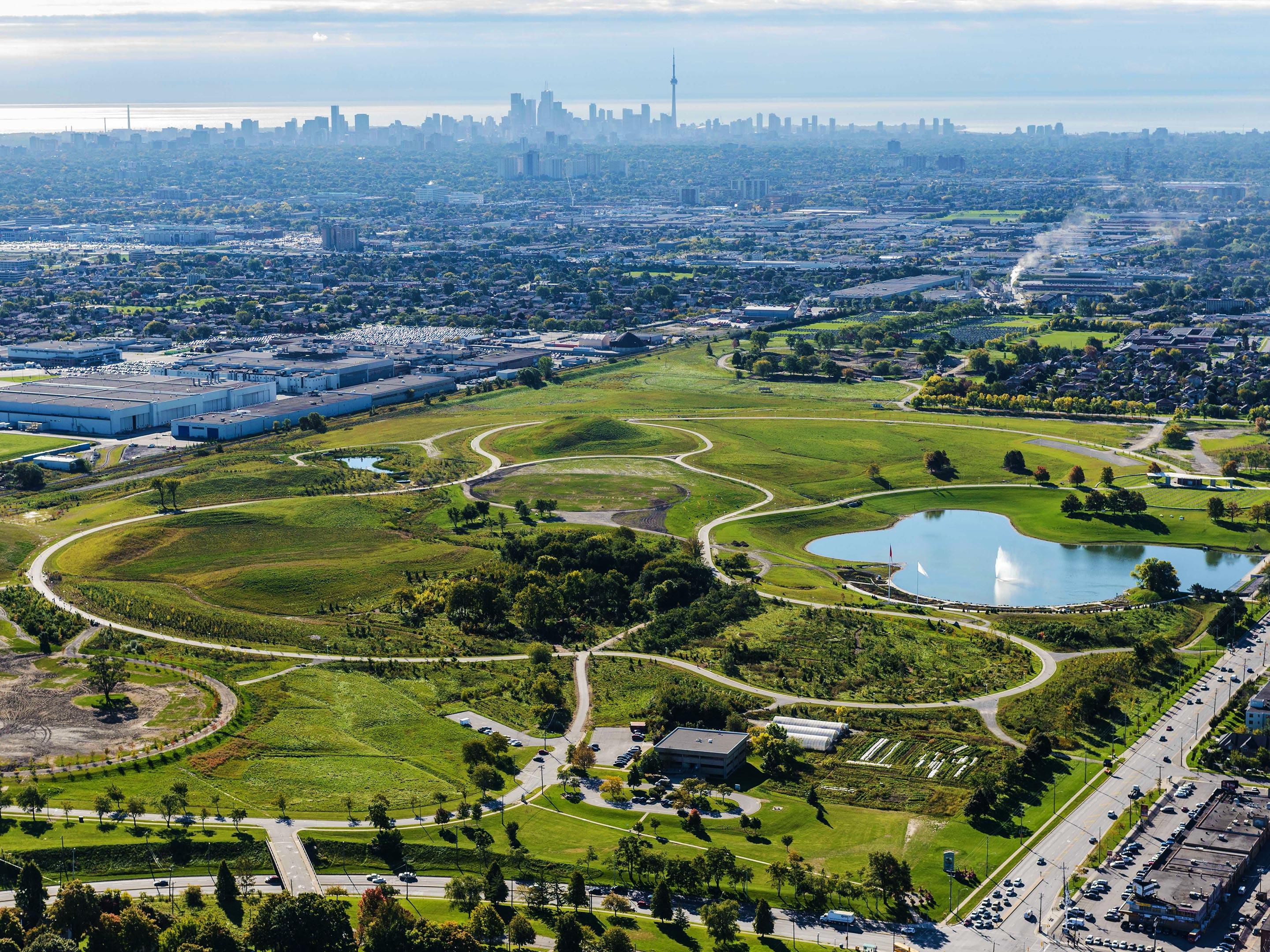 Outdoor & Indoor Activities at Downsview Park - only 10 min away!