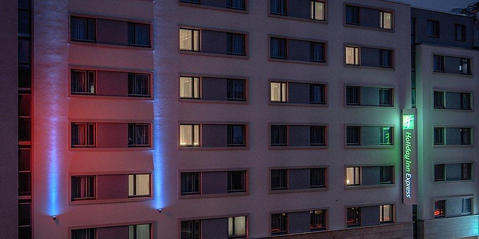 Hotels In Der Nurnberger Innenstadt Holiday Inn Express Nurnberg