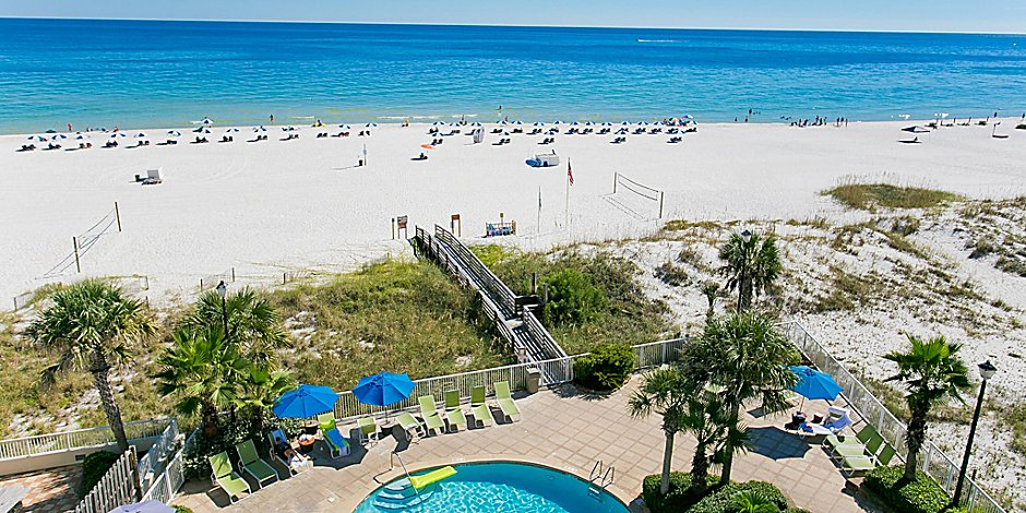 Find Orange Beach Hotels